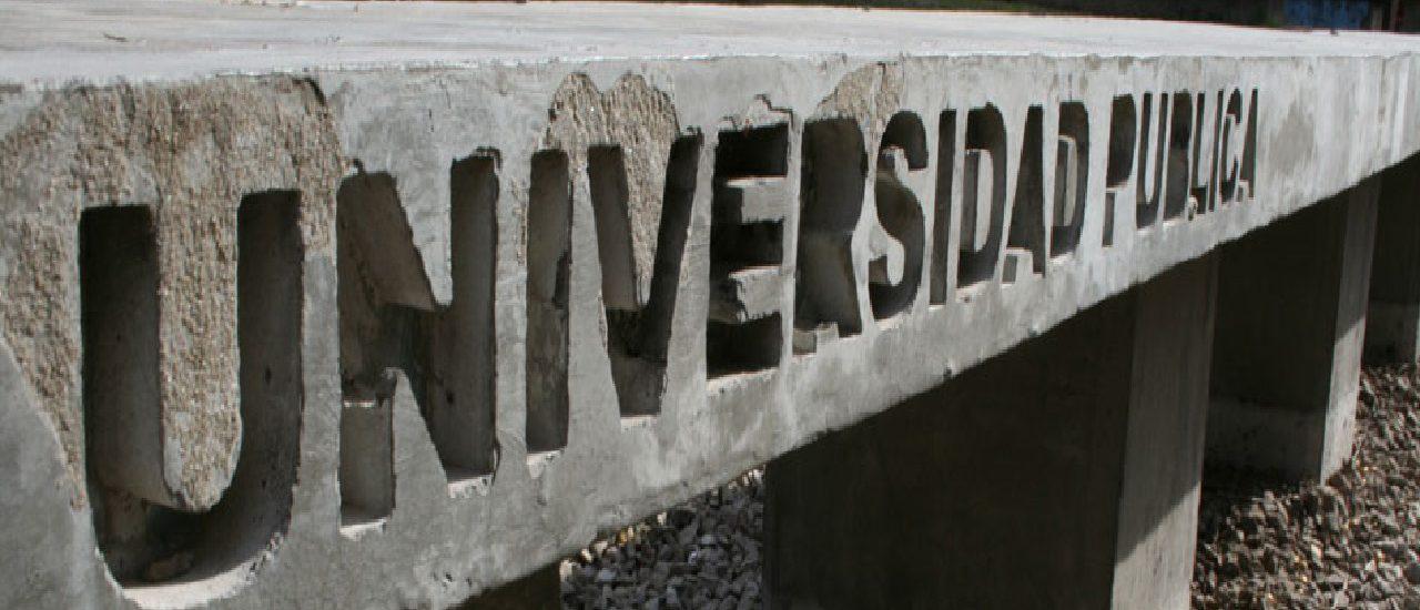 ¿Qué significa estudiar en la Universidad Pública?